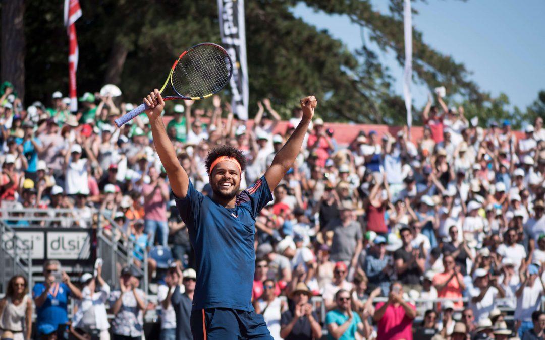 3 questions à Jo-Wilfried Tsonga